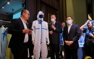 搶攻後疫情時代國際市場 新北製造力接軌美國 侯友宜率防疫供應鏈商與AIT面對面